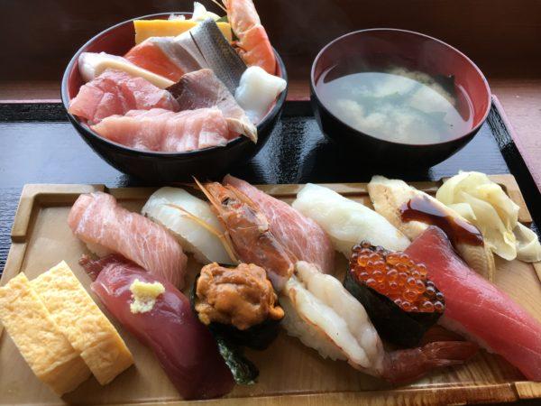 魚処 和【海鮮食堂】@道の駅よつくら港2階