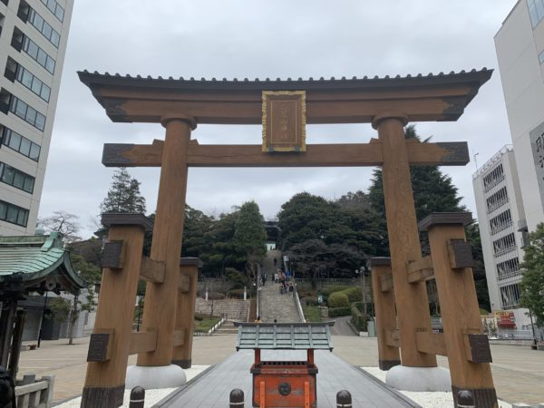 宇都宮二荒山神社@栃木県【ぎょうざみくじで運試し】