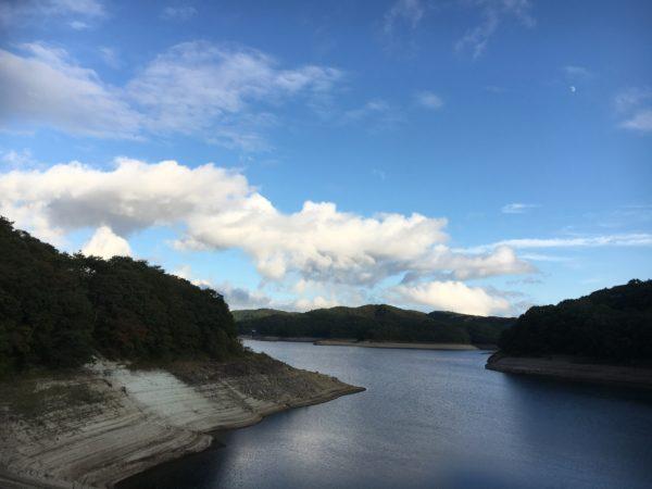道の駅羽鳥湖高原@福島【絶景羽鳥湖】