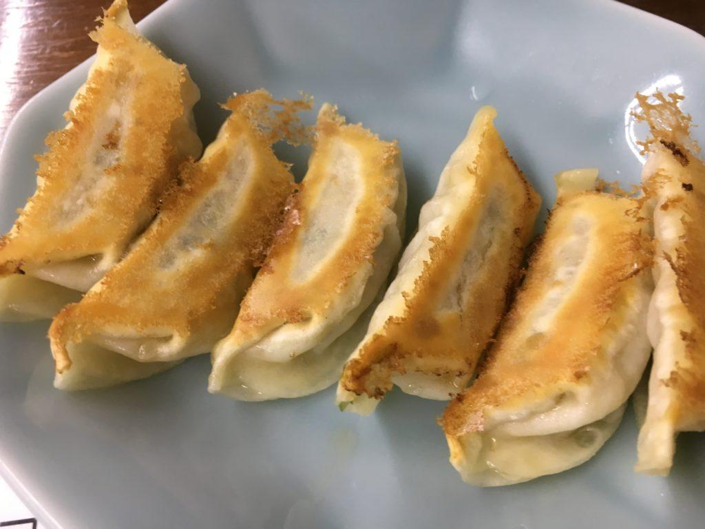 みんみんの餃子