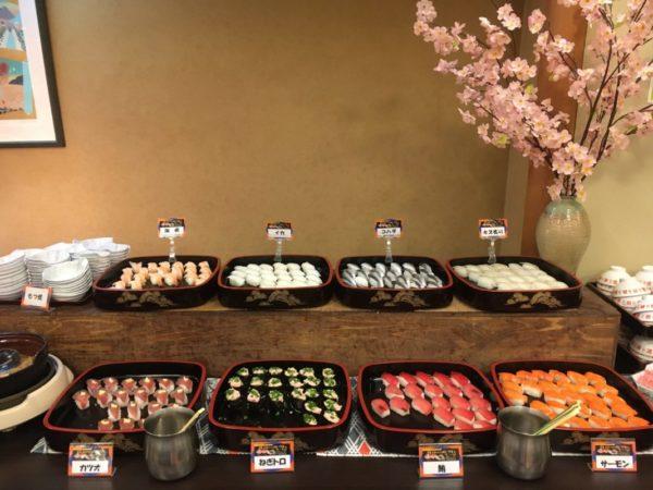 下田海浜ホテル夕食