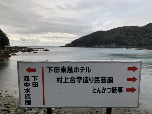 下田海浜ホテル外