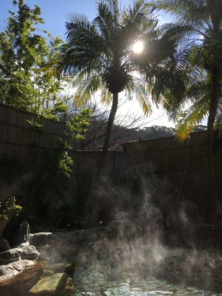 下田海浜ホテル露天風呂