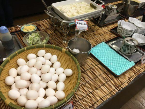 下田海浜ホテル朝食