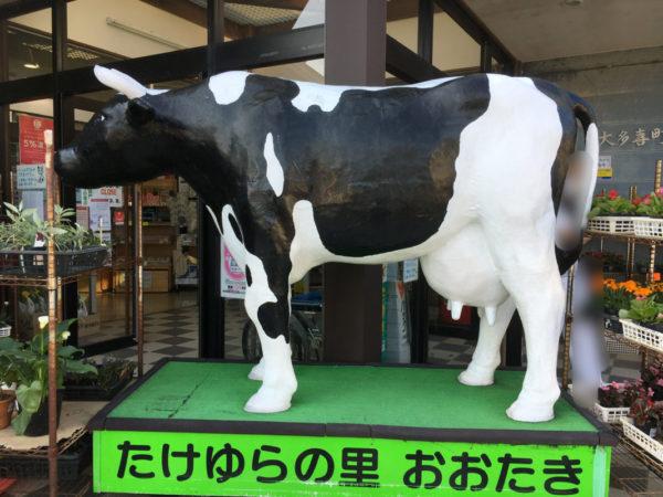 道の駅たけゆらの里おおたき@千葉【タケノコにょっきっき】
