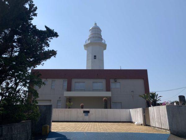 厳島神社と野島崎灯台@千葉白浜【登れる灯台】