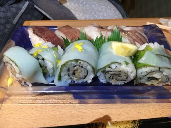 伊東の寿司