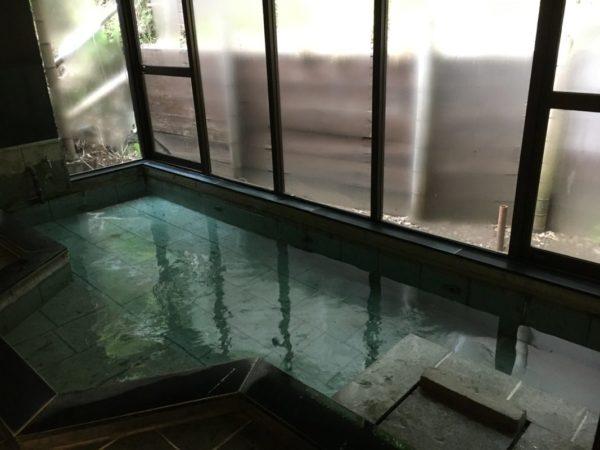 古民家の宿山海内湯