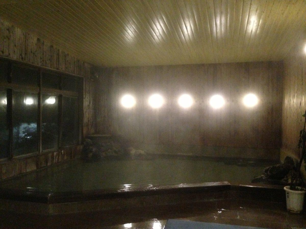 草津温泉ホテルおおるり2012