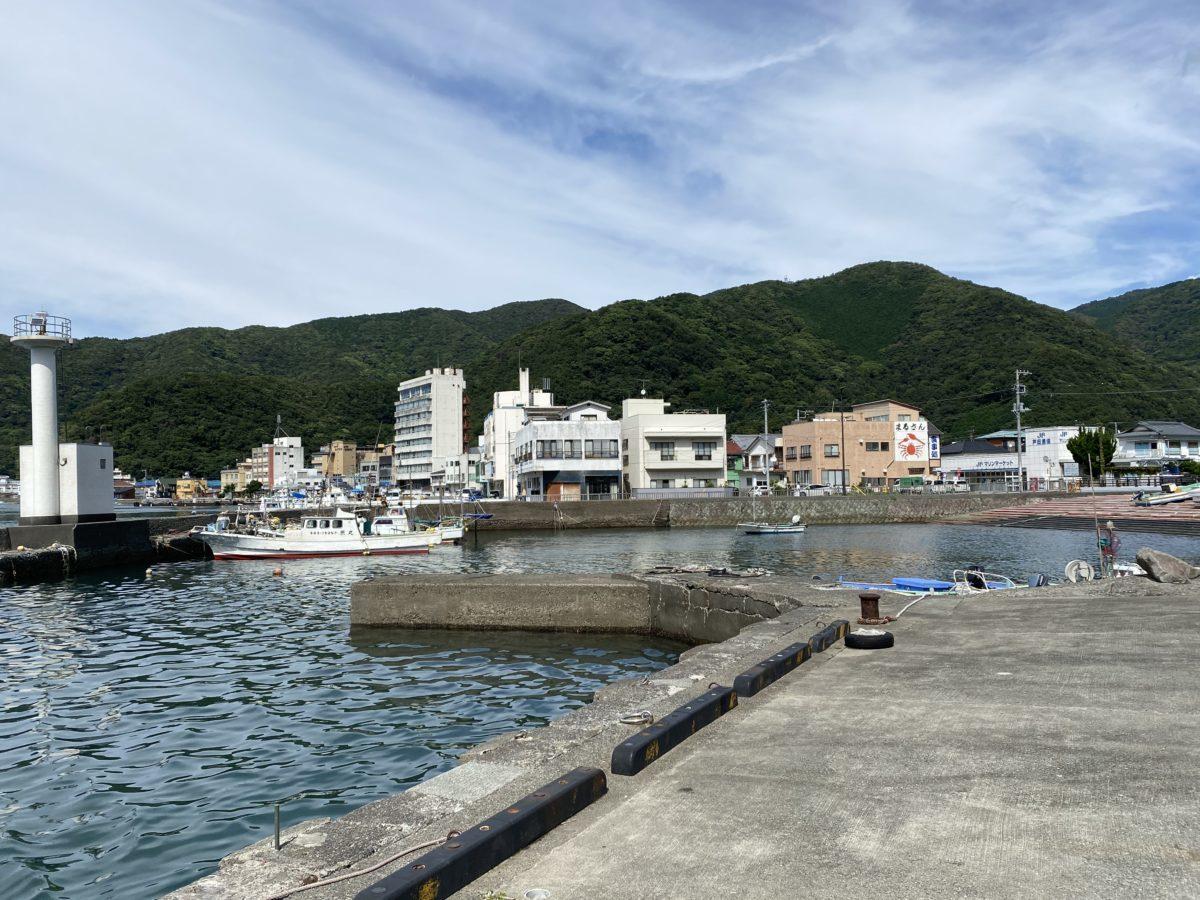 戸田漁協直売所