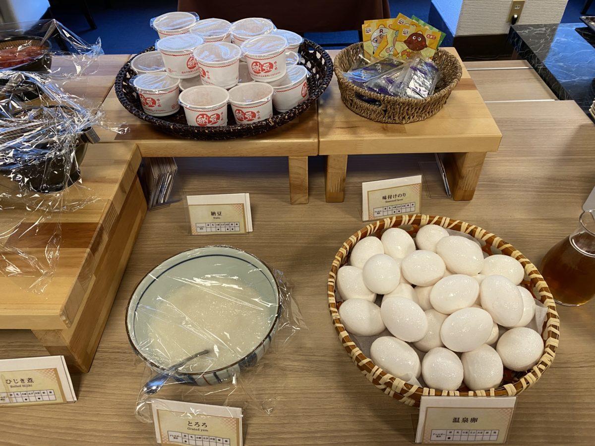 リブマックスリゾート天城湯ヶ島朝食