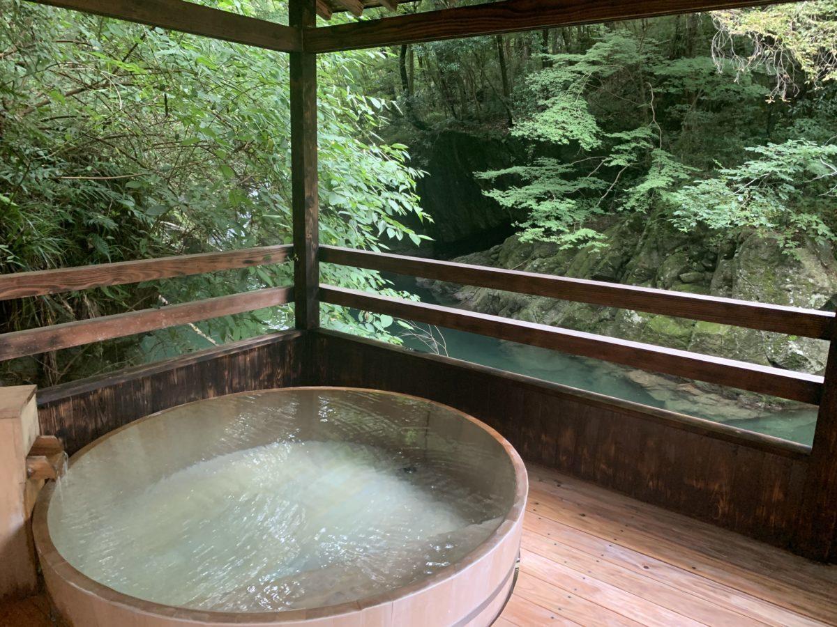 リブマックスリゾート天城湯ヶ島露天風呂