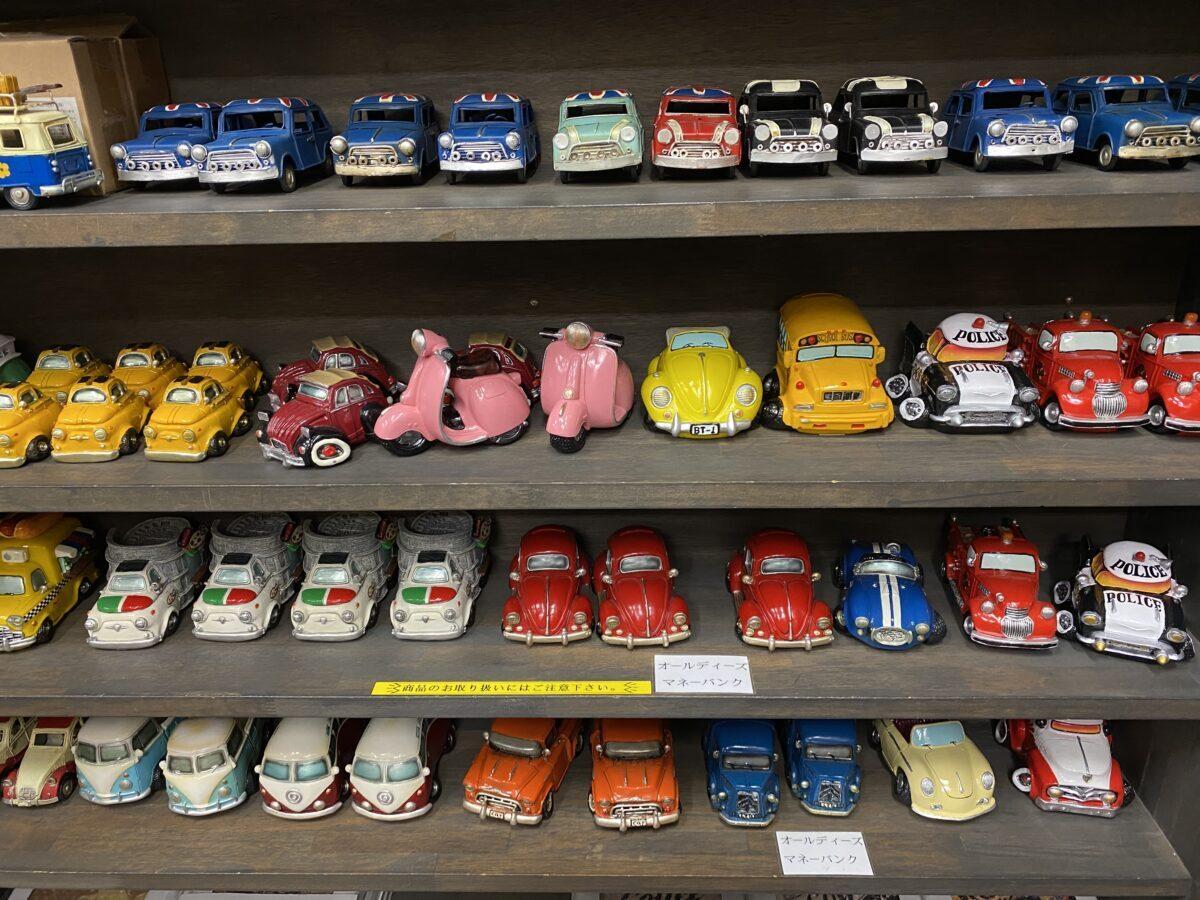 伊香保おもちゃと人形自動車博物館おもちゃカー