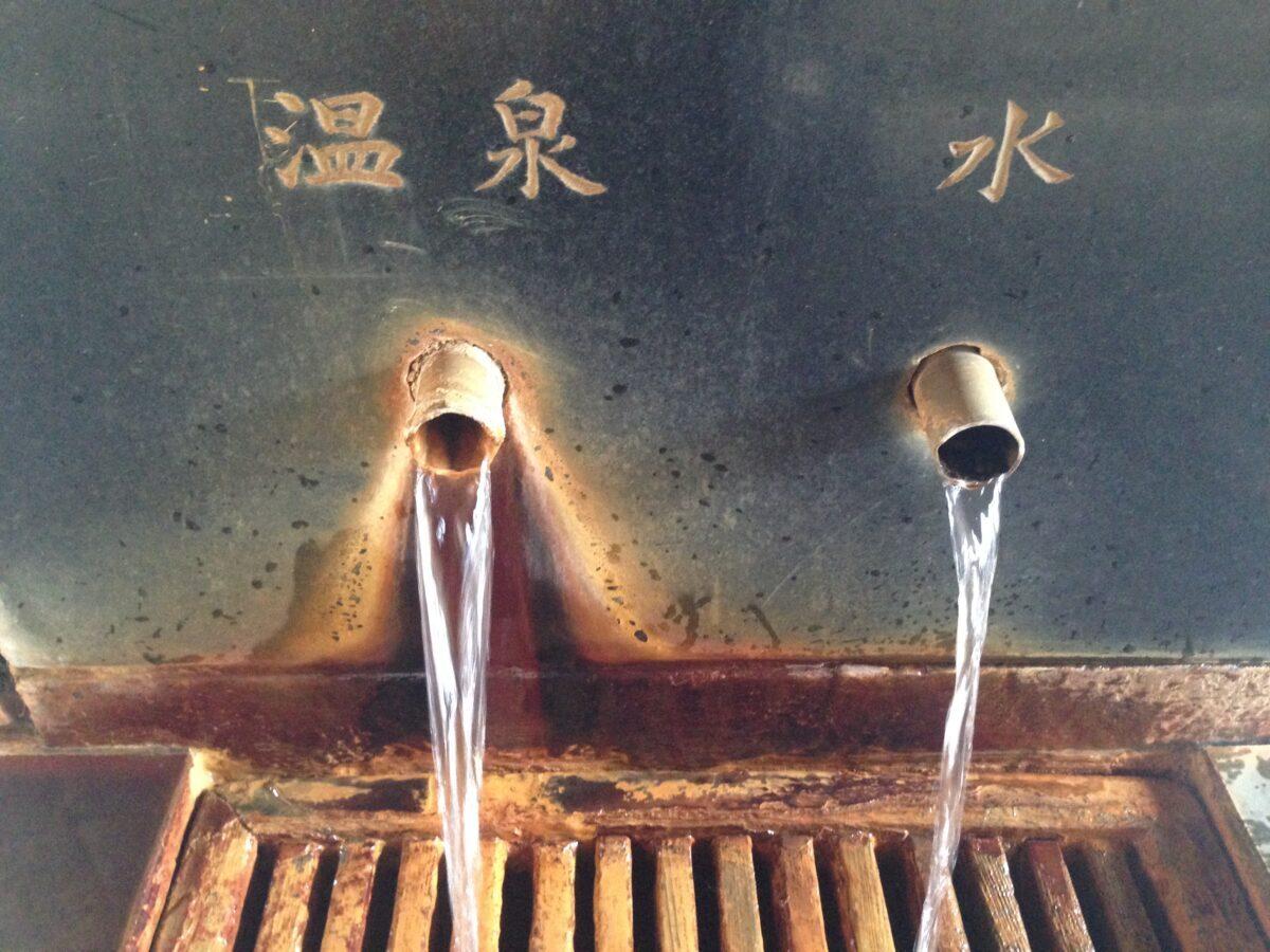 伊香保温泉飲泉2012