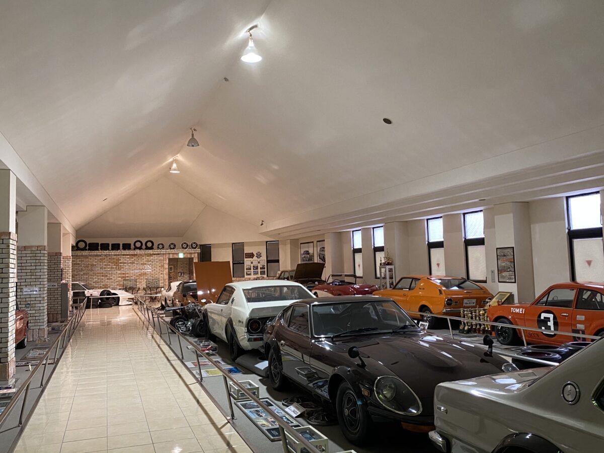 伊香保おもちゃと人形自動車博物館クラシックカー