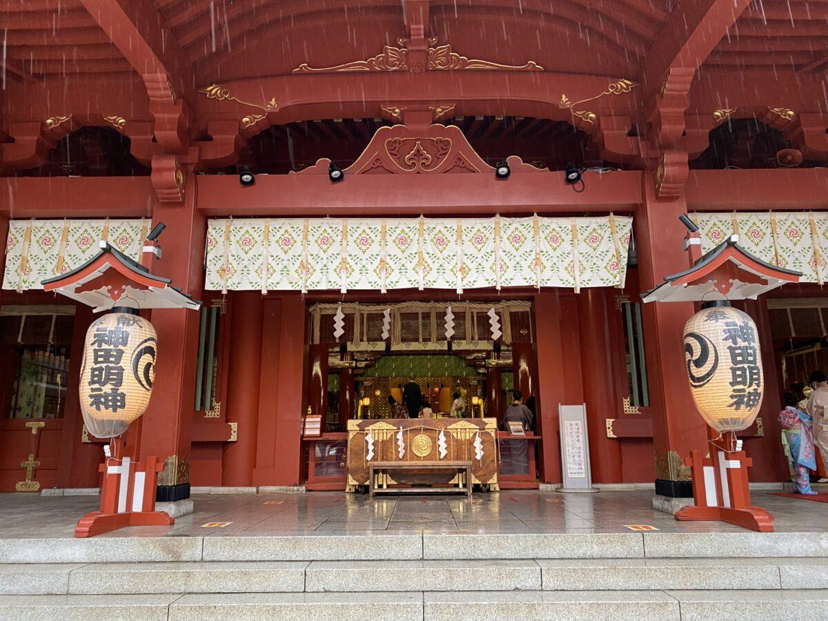 神田神社@東京【アニメ聖地の明神さま】