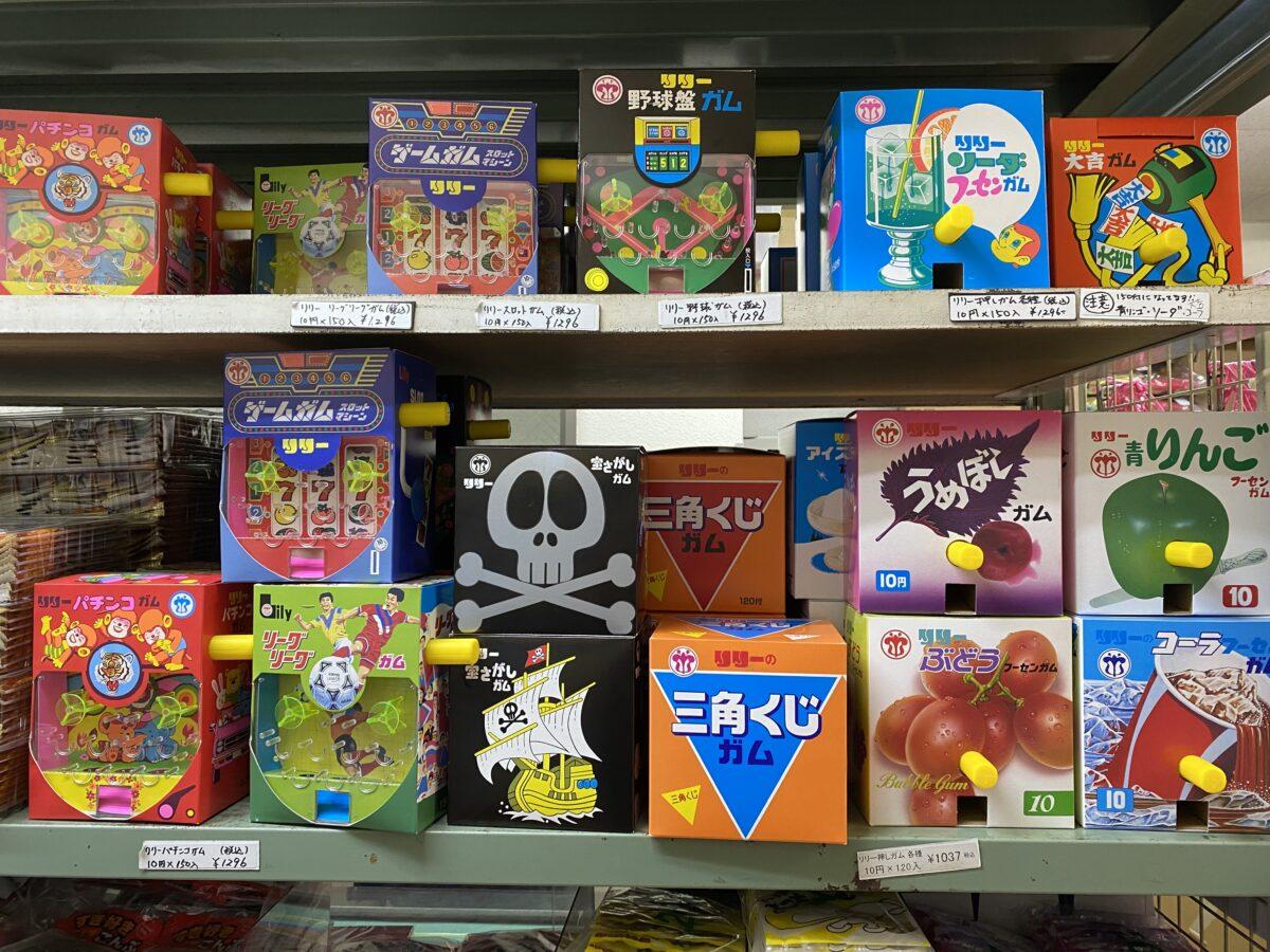 駄菓子とおかしのみせエワタリ@東京錦糸町【おやつ300円】