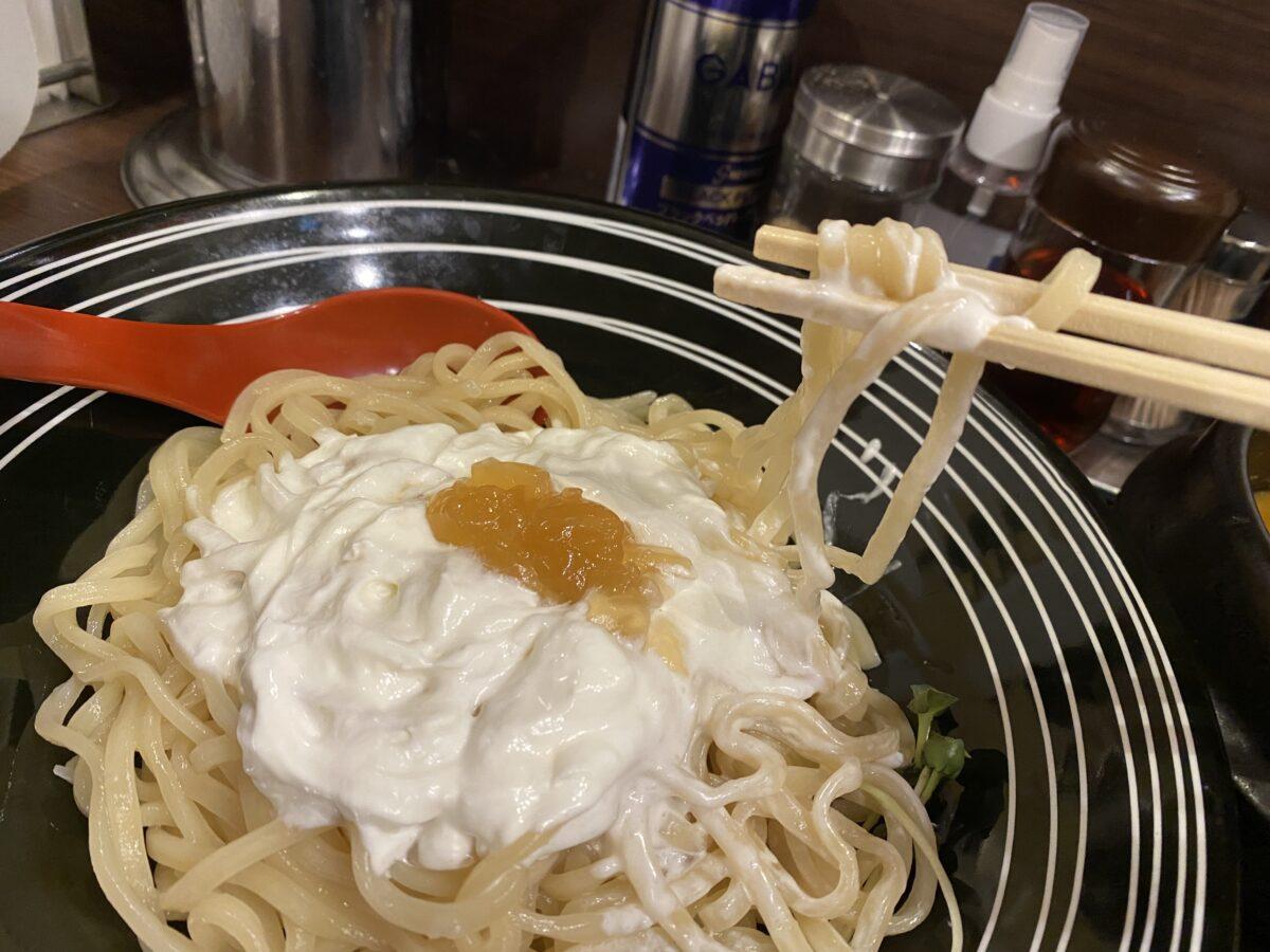 ゴル麺。秋葉原店@東京【ふわふわ柚子エスプーマ】