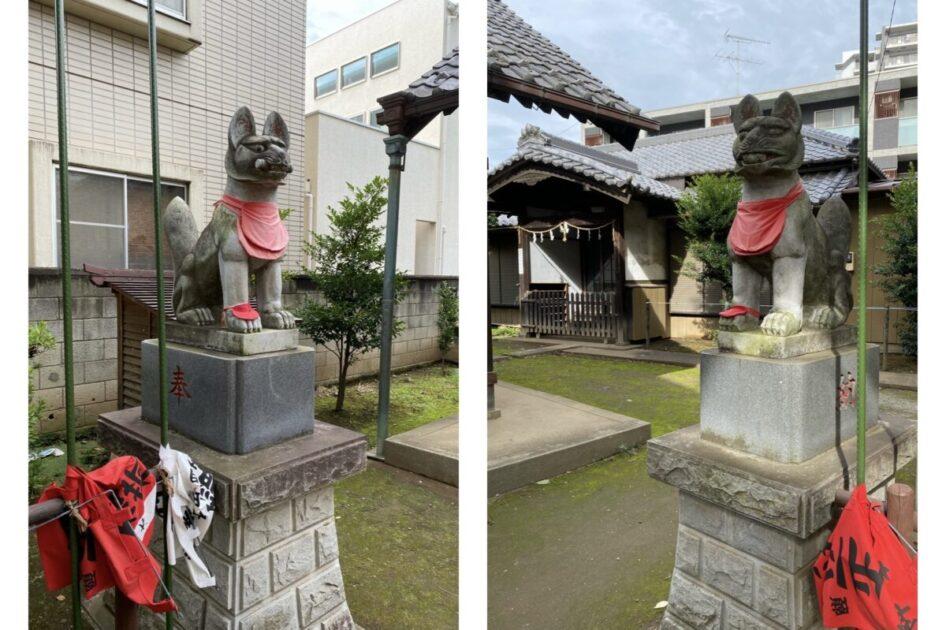 川越出世稲荷神社